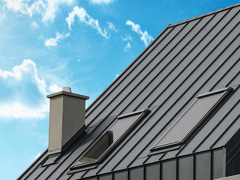 Panele dachowe ielewacyjne